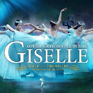 Giselle - Ballet Et Orchestre - Opera National De Russie