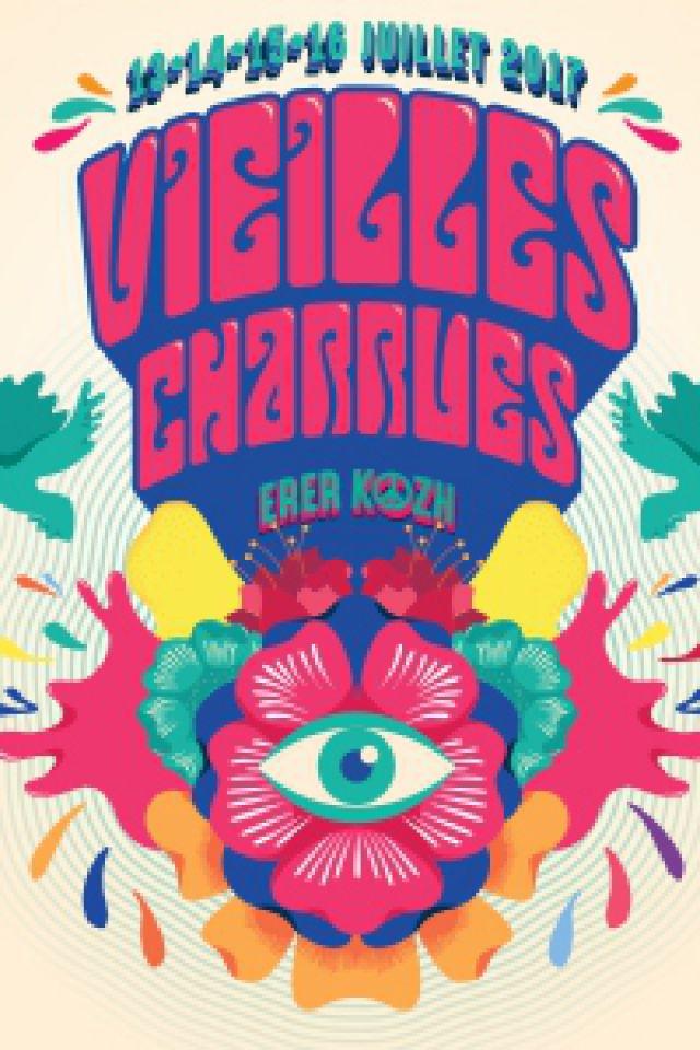 FESTIVAL VIEILLES CHARRUES 2017 - JEUDI @ Site de Kerampuilh - Carhaix - Carhaix