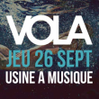 Concert VOLA + ARCH ECHO + RENDEZVOUS POINT