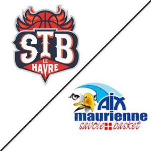 STB LE HAVRE / AIX MAURIENNE @ Docks Oceane - LE HAVRE