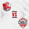 Match JL BOURG vs CHOLET à BOURG EN BRESSE @ EKINOX - Billets & Places