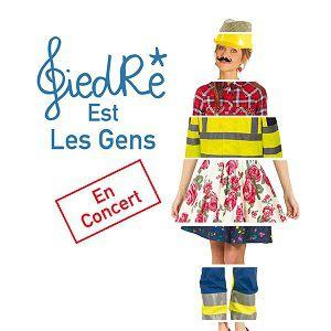 GIEDRE @ La Belle Electrique - GRENOBLE