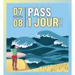 1 JOUR - 07 AOÛT - LITTLE FESTIVAL #4 à SEIGNOSSE @ LE TUBE - LES BOURDAINES - Billets & Places