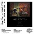 Soirée REX CLUB PRESENTE PAUL KALKBRENNER PARTS OF LIFE à PARIS @ Le Rex Club - Billets & Places