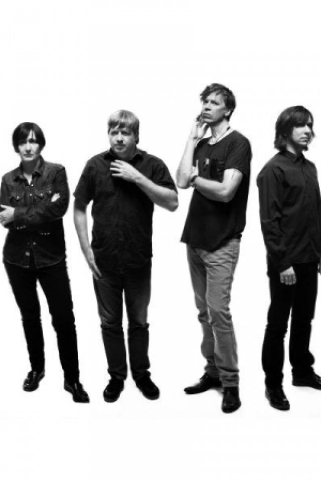 THE THURSTON MOORE GROUP + Guest @ La Laiterie - Grande Salle - Strasbourg