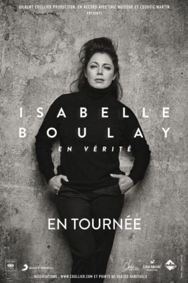 ISABELLE BOULAY @ Cité des Congrès - Nantes
