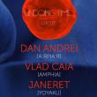 Soirée Undoing IV : DAN ANDREI & JANERET & VLAD CAIA live
