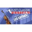 Concert JUST CLASSIK FESTIVAL LES EXTRAS