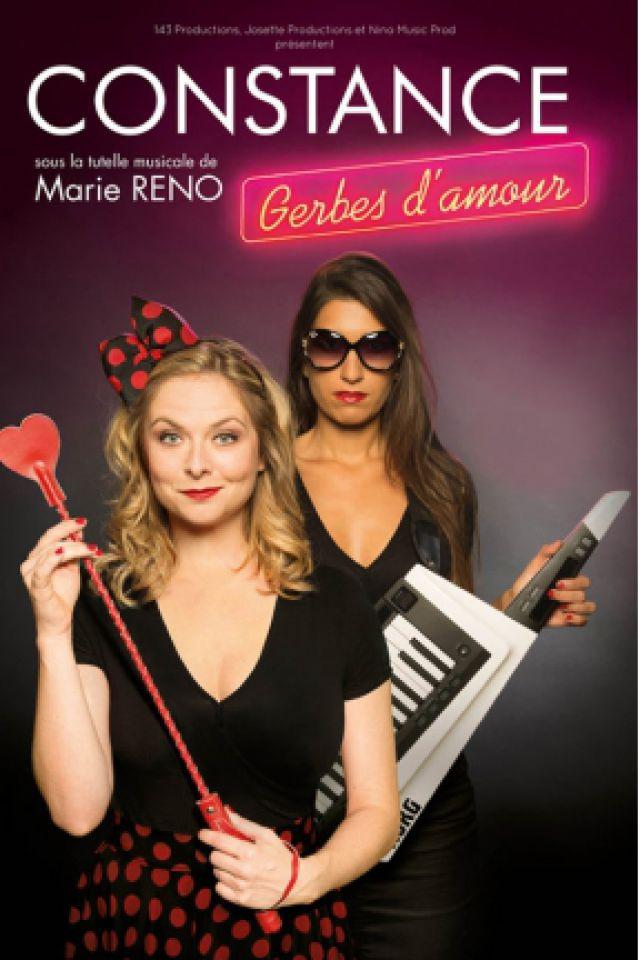 CONSTANCE & MARIE RENO @ Le Splendid - Lille