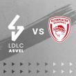 Match LDLC ASVEL  - OLYMPIAKOS à Villeurbanne @ Astroballe - Billets & Places