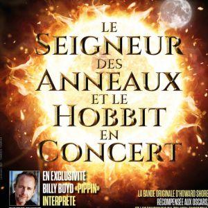 Le Seigneur Des Anneaux Et Le Hobbit En Concert