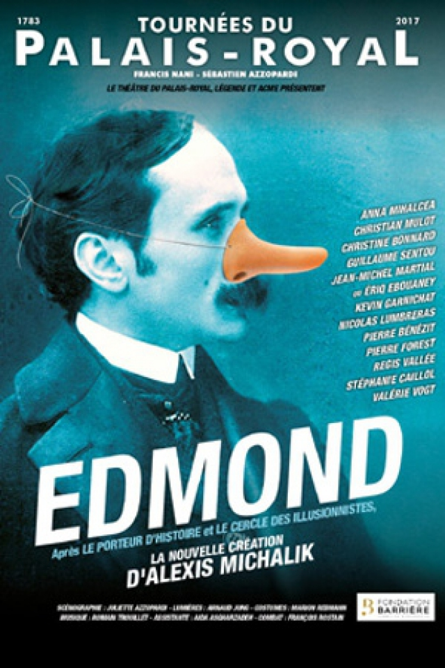 EDMOND @ THEATRE DEBUSSY - CANNES