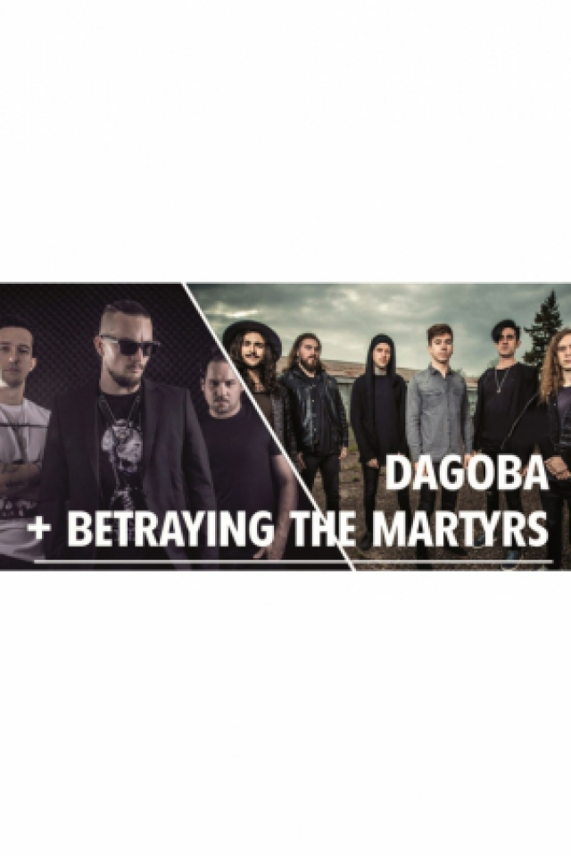 DAGOBA + BETRAYING THE MARTYRS @ Gérard Philipe - CALAIS