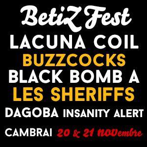 Betizfest - Jour 2 - Samedi 21 Novembre 2020