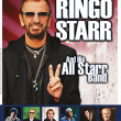 Concert RINGO STARR AND HIS ALL STARR BAND à Paris @ L'Olympia - Billets & Places