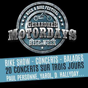 Motordays Gerardmer - Pass 3 Jours