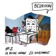 Concert BEDROOM 02 : Better Person / Film Noir / Lukas Ionesco