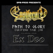 Concert ENSIFERUM  PATH TO GLORY TOUR 2018 + special guest : EX DEO à TOULOUSE @ LE METRONUM - Billets & Places