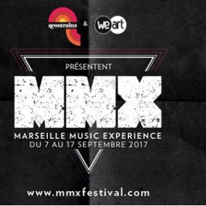 ACONTRALUZ & WEART PRESENT MMX - JOUR 1 @ ESPLANADE J4 AU PIED DU MUCEM - MARSEILLE