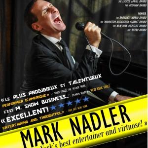 Mark Nadler en concert ! @ Théâtre le Colbert  - TOULON