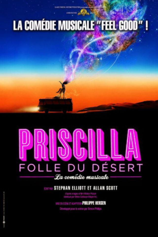 PRISCILLA FOLLE DU DESERT @ Zénith de Toulouse - Toulouse