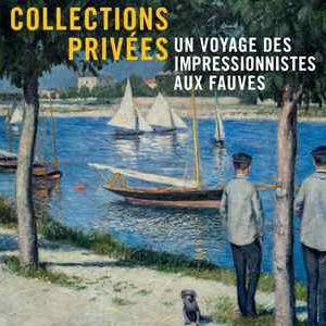 visite guidée COLLECTIONS PRIVÉES DES IMPRESSIONNISTES AUX FAUVES @ musée Marmottan Monet - PARIS