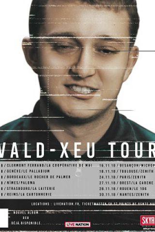 Concert VALD à LILLE @ Zénith Arena  - Billets & Places