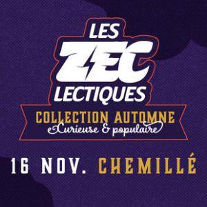 Festival Les Z'eclectiques Collection Automne 2019