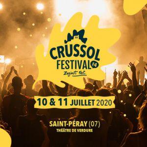 Crussol Festival - Samedi