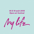 MY LIFE FESTIVAL PASS 2 JOURS