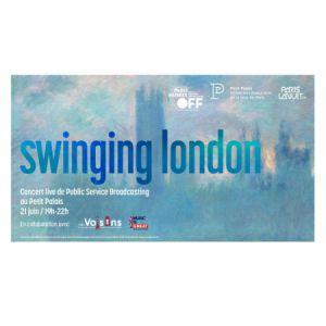 Concert Swinging London à PARIS @ Petit Palais - Billets & Places