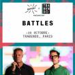 Concert BATTLES à Paris @ Le Trabendo - Billets & Places
