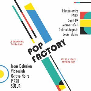 Pop Factory -  Jour 2
