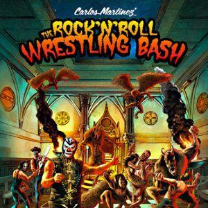 The Rock'n'roll Wrestling Bash + Billybio  + Mike Rock