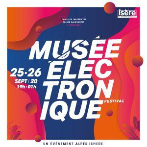 Musee Electronique Festival - Samedi