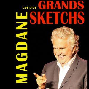 ROLAND MAGDANE @ Le Scarabée - Riorges