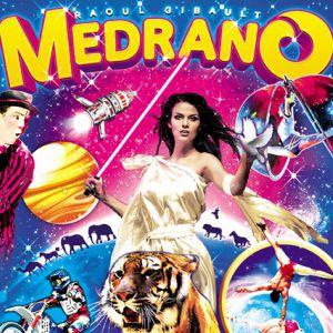 "Le Cirque Medrano ""La Cité Des Etoiles"" À Perpignan"