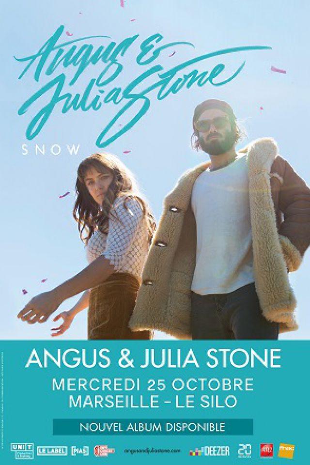 ANGUS & JULIA STONE @ LE SILO - MARSEILLE