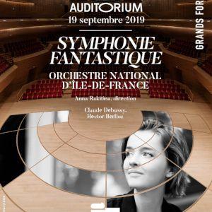 Orchestre National Idf - Symphonie Fantastique