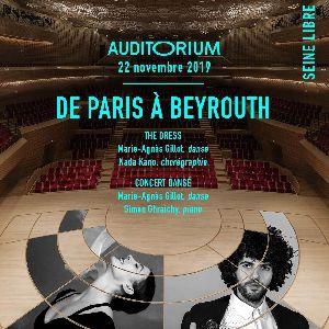 Marie-Agnes Gillot - De Paris A Beyrouth