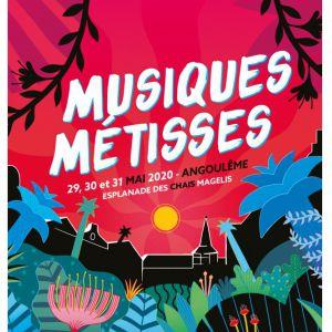Musiques Metisses - Pass 3 Jours