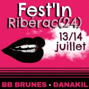 FEST'IN - BB BRUNES / DISIZ LA PESTE / 3 CAFES GOURMANDS... @ Parc des Beauvières - Ribérac