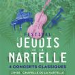 Festival PACK JEUDIS DE LA NARTELLE à SAINTE MAXIME @ Chapelle de la Nartelle - Billets & Places