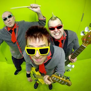 The Toy Dolls + Dewaere