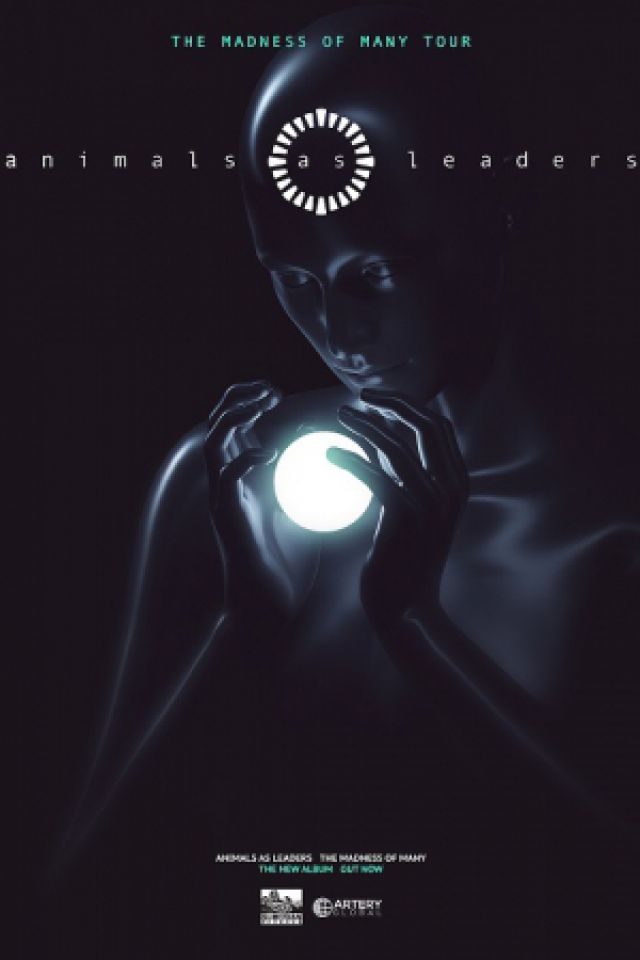 ANIMALS AS LEADERS + GUEST @ Jas'rod  - Pennes Mirabeau