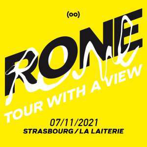 "Rone ""Tour With A View"""