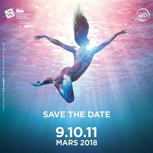 Open de France de natation Artistique - Pass 3J @ Stade nautique Maurice-Thorez - MONTREUIL