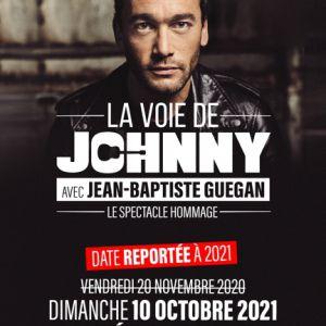 La Voie De Johnny Avec Jean-Baptiste Guegan