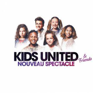 KIDS UNITED @ Arena du Pays d'Aix - LES MILLES