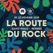 Affiche La route du rock - collection hiver - vendredi 22 février